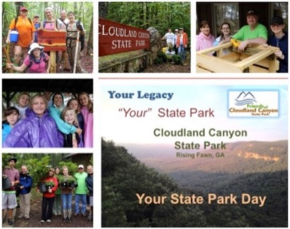 Your State Parks Day 2016 Photos